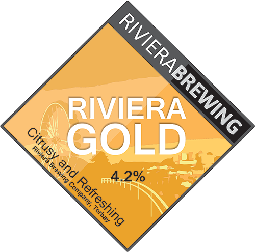 Riviera Gold by Riviera Brewing
